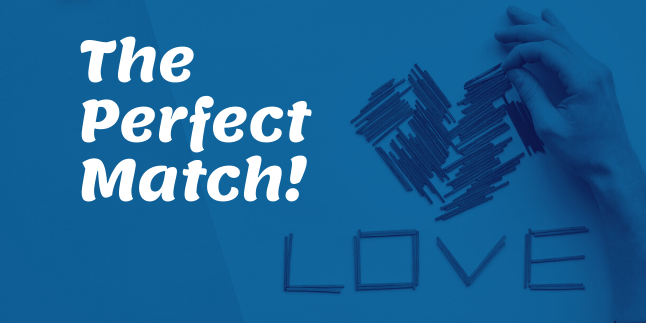 Image for blog post header perfect match