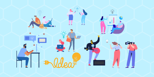 business innovation via team collaboration
